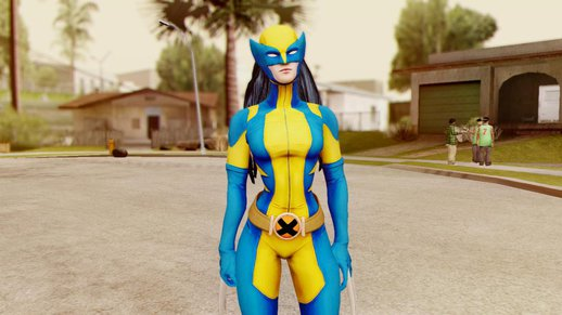 Marvel Heroes X-23 (All new Wolverine)