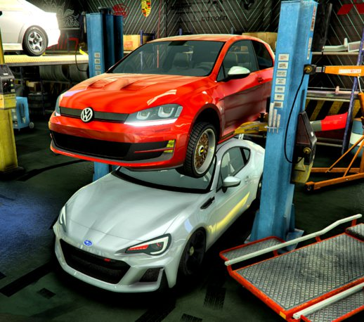 DTD TUNED VW GOLF R