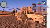 Humvee for Android