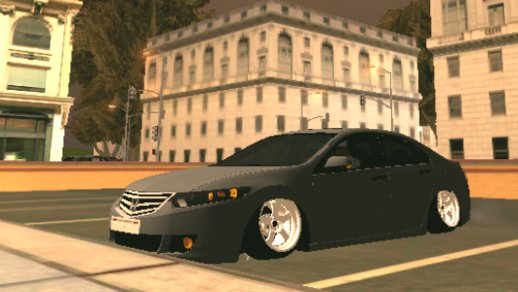 Honda Accord 2010 Hellaflush (No txd)