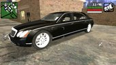 2014 Maybach 62 S for Android