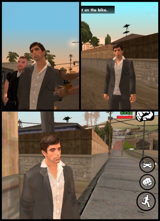 Tony Montana (player.img) Model=1 (Android)