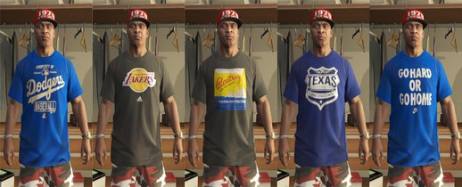 Franklin T-Shirt Pack