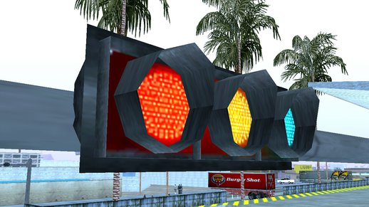 New Traffic Light Texture Mod V1
