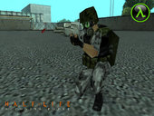 Shephard From Half-Life Opposing Force