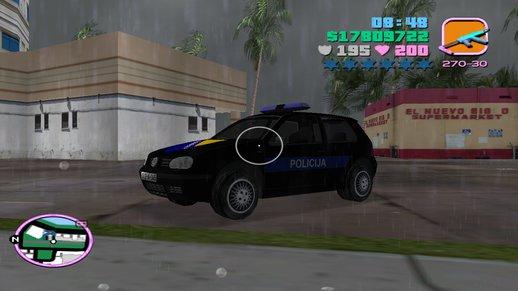 GTA 3 Pontiac G8 GXP LAPD - Hyper Mod - GTAinside com