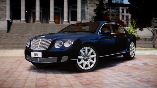 2010 Bentley Continental Flying Spur v2.0