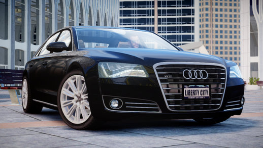 GTA 4 Audi - Mods and Downloads - GTAinside.com