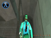 Gordon Freeman Scientist From HL Blue Shift