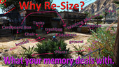 GTA V Re-Sized [ Not Just Another FPS improvement Mod ] X (TEN)