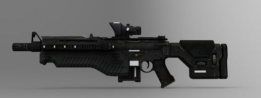 Kusanagi ACR-10 Assault Rifle