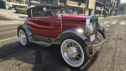 Ford T 1927 Roadster