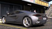 2015 Mclaren 570S [Add-On/Replace] 1.2.1