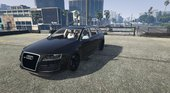 Audi RS6 Avant 2009 C6 Add-on/Replace (TUNING) 1.2