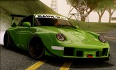 Porsche 993 GT2 RWB Rough Rhythm