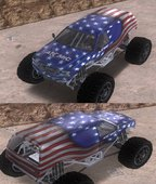 [III] GTA V Vapid The Liberator