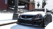 2009 Cadillac CTS-V [Add-On + Replace] V2.0