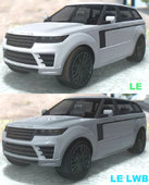 GTA V Gallivanter Baller LE & LE LWB +Arm