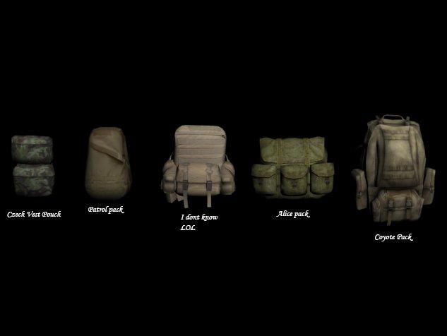 Рюкзаки dayz arma 2 фиолетовый женский рюкзак