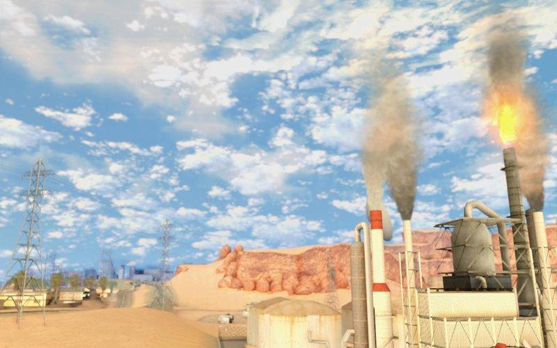GTA San Andreas Dynamic SkyDome Mod v1 0 4 Mod - GTAinside com