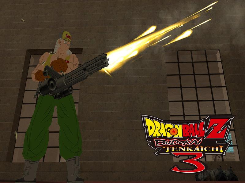 GTA San Andreas Android N°13 From Dragon Ball Z Budokai