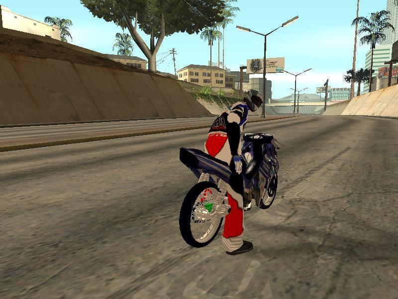 GTA San Andreas Jupiter Z Road Race Mod - GTAinside com