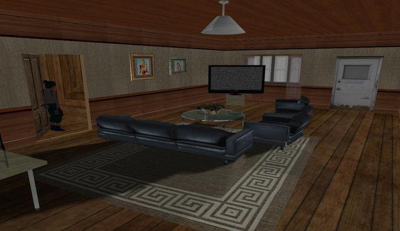 GTA San Andreas New Room (Home CJ) Mod - GTAinside.com