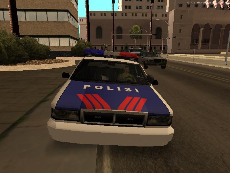 GTA San Andreas Copcarla Indonesia Highway Patrol Mod - GTAinside com