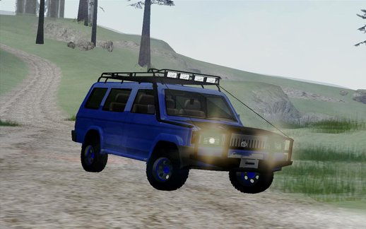 Toyota Kijang Grand Extra Off-Road