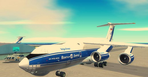 Il-76TD-90VD to Volga-Dnepr Airlines