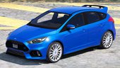 2016/2017 Ford Focus RS