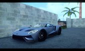 2016 Ford GT Black Revel *Minor Fix*
