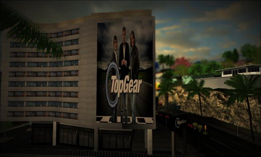 Top Gear Billboard
