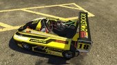 Superkart 250cc + ADD-ON