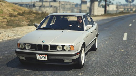 BMW 535i (e34) [Add-On / Replace]