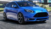 2013 Ford Focus ST X RS 500
