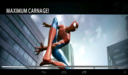 Amazing Spiderman 2 Loadscreen for Mobile