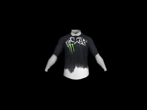 T-Shirt of Monster Energy FOX