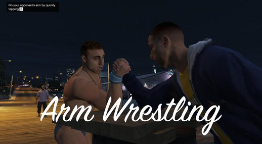 Arm Wrestling SP