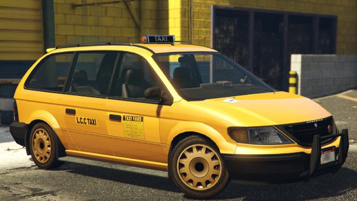Cabby from GTA 4