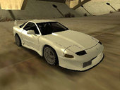 Mitsubishi GT3000 from Fast n Furious