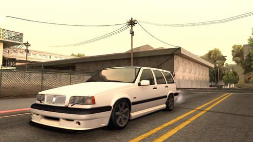 1997 Volvo 850R Tunnable