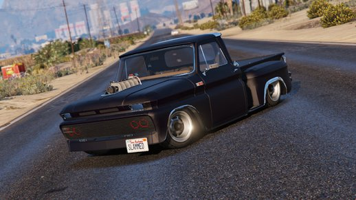 Chevrolet C-10 Stepside [Tuned]