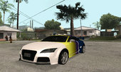 Audi TT-RS Tunable