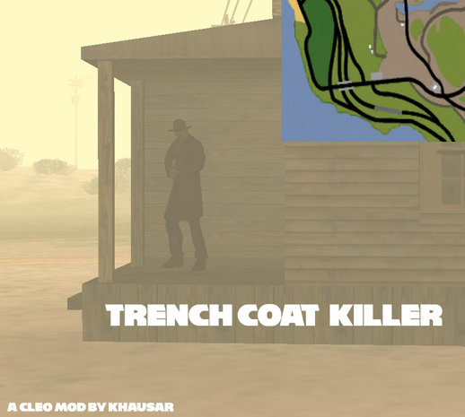 Bone County Trenchcoat Killer