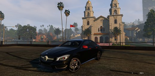 Mercedes-Benz CLA 250 [Version:2]