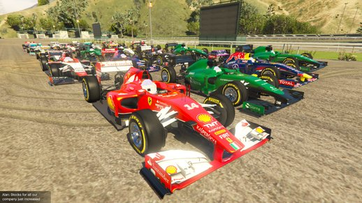 Force India2 F1 v3  multilivery  (add-on)