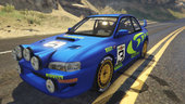Subaru Rally 98 World Rally icon DLC WRC 2.5