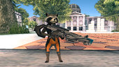 Marvel Future Fight - Rocket Raccon Rifle