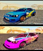 GTA V Karin Sultan RS (Stock, Rally, & Drift) (DLC Drop Zone)